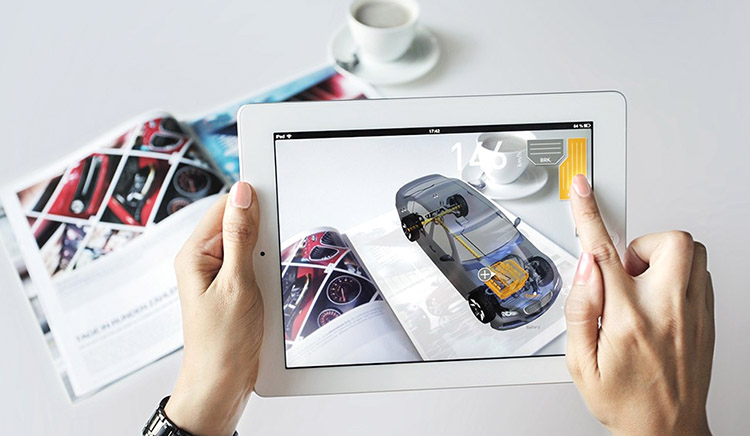 Advantages of augmented reality for business