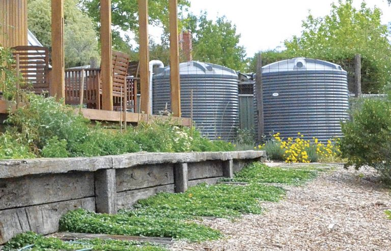 Types of materials used to manufacture water tanks